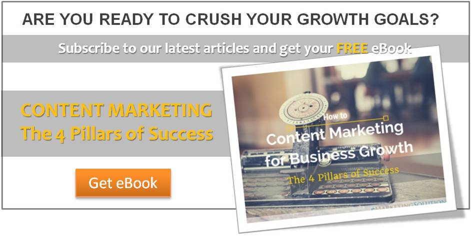 Crush Your Growth Goals eBook